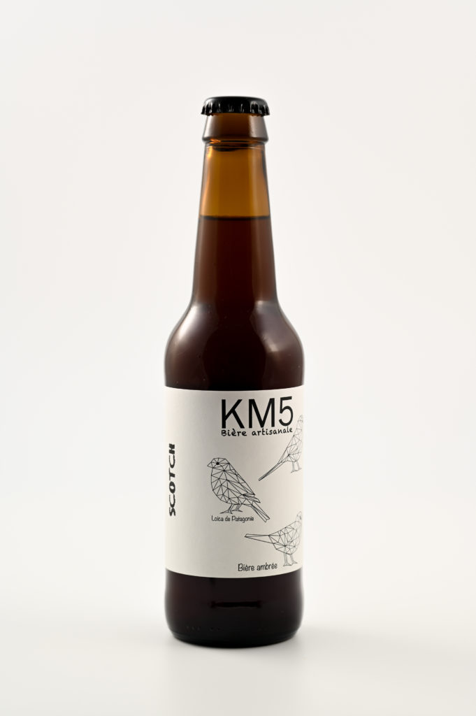 biere artisanale ambrée